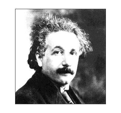 Imagens meramente Ilustrativas. Albert Einstein - Judeu e Cientista.